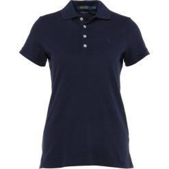 Polo Ralph Lauren Golf STRETCH VISDRY Koszulka polo french navy. Niebieskie bluzki sportowe damskie Polo Ralph Lauren Golf, xl, z bawełny, z golfem. Za 379,00 zł.