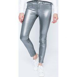 Rurki damskie: Calvin Klein Jeans - Spodnie Sculpted