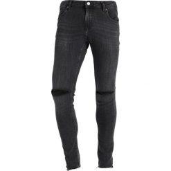 Cheap Monday HIM SPRAY Jeans Skinny Fit used black. Czarne rurki męskie Cheap Monday. Za 249,00 zł.