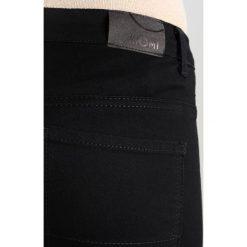 KIOMI Jeans Skinny Fit black. Niebieskie jeansy damskie marki KIOMI. Za 129,00 zł.