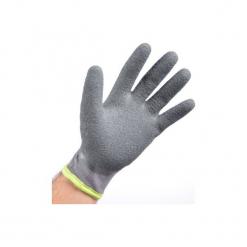 Rękawiczki wędkarskie Glove Fit Thermo. Brązowe rękawiczki damskie marki Roeckl. Za 39,99 zł.