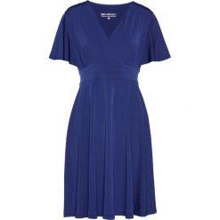 Sukienki: Sukienka shirtowa bonprix kobaltowy