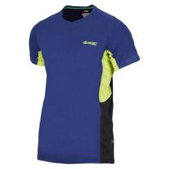 Koszulki sportowe męskie: BERG OUTDOOR koszulka CAIRO T-SHIRT granatowa r. XL (P-10-HK4110701SS14-218-XL)