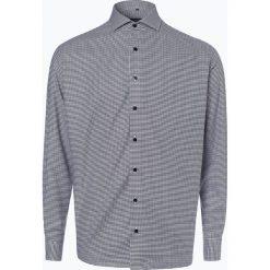 Eterna Modern Fit - Koszula męska niewymagająca prasowania, czarny. Czarne koszule męskie non-iron Eterna Modern Fit, m. Za 249,95 zł.