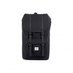 Plecak Herschel Little America Backpack (10014-00535). Czarne plecaki męskie Herschel, z poliesteru. Za 299,99 zł.