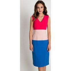Sukienki: Sukienka w trzech kolorach BIALCON