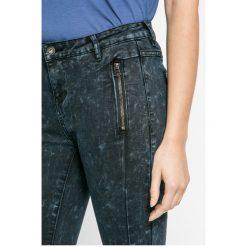 Rock Angel - Jeansy. Niebieskie jeansy damskie rurki marki Rock Angel, z bawełny. W wyprzedaży za 99,90 zł.