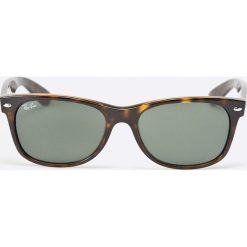 Okulary przeciwsłoneczne męskie: Ray-Ban – Okulary New Wayfarer