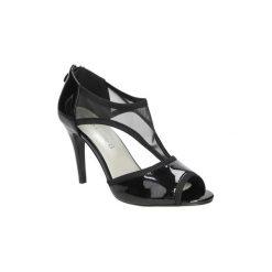 Sandały Sergio Leone  CZÓŁENKA  1450. Czarne sandały trekkingowe damskie marki Sergio Leone. Za 79,99 zł.