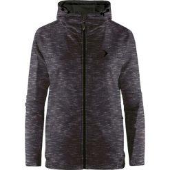 Bluzy rozpinane damskie: Outhorn Bluza damska HOL18-BLD608 czarna r. M
