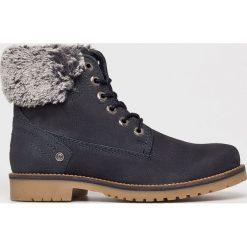 Wrangler - Buty Creek Alaska. Czarne buty sportowe damskie Wrangler. Za 449,90 zł.