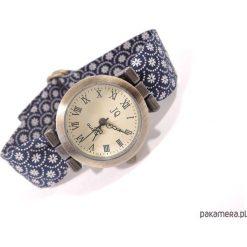Zegarki damskie: ZEGAREK damski | Kolorowy pasek do zegarka