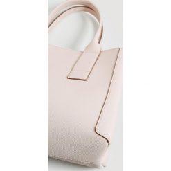 Shopper bag damskie: Mango – Torebka 23083014