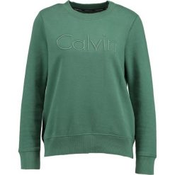 Bluzy damskie: Calvin Klein Jeans HONDI Bluza trekking green