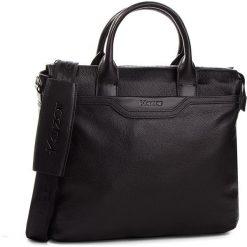 Torba na laptopa KAZAR - 34190-01-00 Black. Czarne torby na laptopa marki Kazar, ze skóry. Za 749,00 zł.