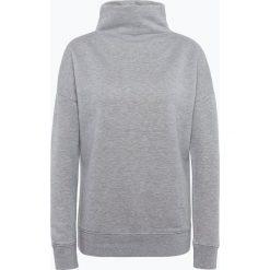 Bluzy damskie: Drykorn - Damska bluza nierozpinana – Leika, szary