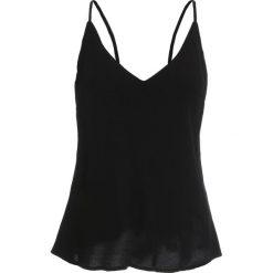 Topy damskie: IVY & OAK Top black