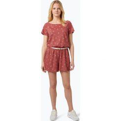 Odzież damska: Ragwear - Kombinezon damski – Melville, czerwony