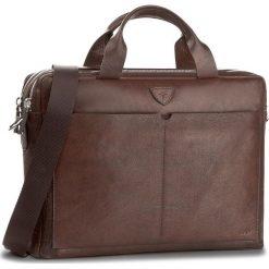 Plecaki męskie: Torba na laptopa JOOP! – Brenta 4140003469 Dark Brown 702