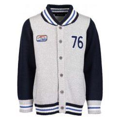 Odzież chłopięca: Blue Seven Sweter Chłopięcy, 116, Szary/Niebieski