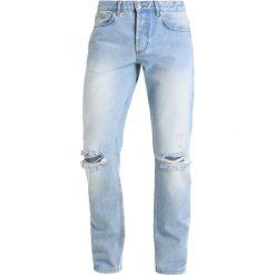 Jeansy męskie regular: Soulland ERIK Jeansy Straight Leg vintage blue