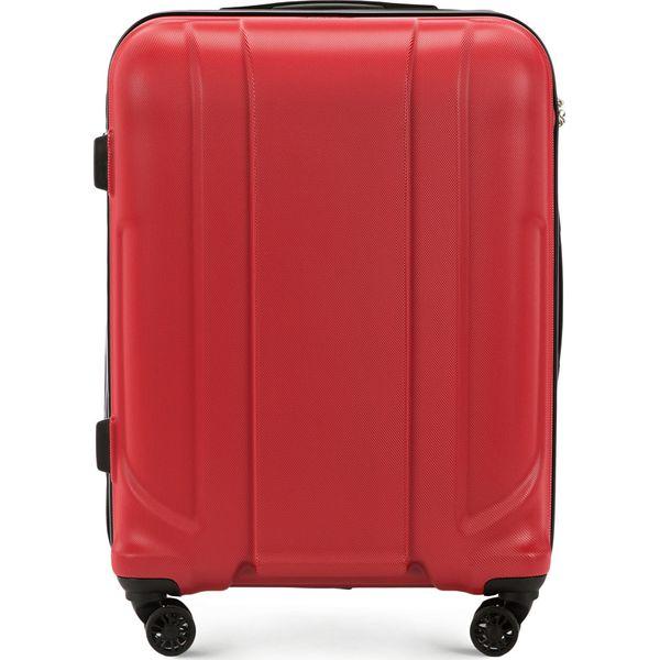 98094da14dca7 Czerwone walizki - Promocja. Nawet -70%! - Kolekcja lato 2019 - myBaze.com