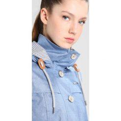 Odzież damska: Ragwear LIKE YOU Parka light blue