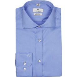 Koszula wincode 2405 długi rękaw slim fit niebieski. Szare koszule męskie slim marki Recman, na lato, l, w kratkę, button down, z krótkim rękawem. Za 179,00 zł.