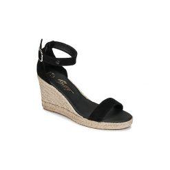 Sandały Betty London  INDALI. Czarne sandały damskie marki Betty London. Za 299,00 zł.