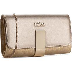 Torebka NOBO - NBAG-C4483-C023 Złoty. Żółte torebki klasyczne damskie Nobo, ze skóry ekologicznej. W wyprzedaży za 129,00 zł.