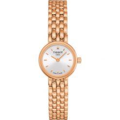 RABAT ZEGAREK TISSOT T - LADY T058.009.33.031.01. Szare zegarki damskie TISSOT, metalowe. W wyprzedaży za 1188,00 zł.