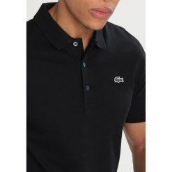 Lacoste Sport Tshirt basic black. Czarne koszulki polo Lacoste Sport, l, z bawełny. Za 289,00 zł.
