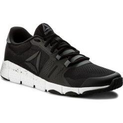 Buty Reebok - Trainflex 2.0 BS9906 Black/Alloy/Wht. Czarne buty fitness męskie marki Reebok, z materiału. W wyprzedaży za 239,00 zł.