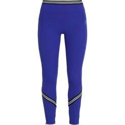 Free People ZEPHYR  Legginsy blue. Niebieskie legginsy Free People, xs, z elastanu. Za 409,00 zł.