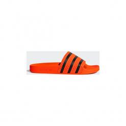 Klapki adidas  Klapki Adilette. Czarne klapki damskie marki Adidas, z kauczuku. Za 169,00 zł.