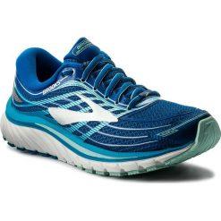 Buty BROOKS - Glycerin 15 120247 1B 484  Blue/Mint/Silver. Niebieskie buty do biegania damskie Brooks, z materiału. W wyprzedaży za 449,00 zł.