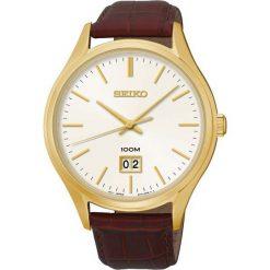 Zegarki męskie: Zegarek męski Seiko Classic SUR026P1