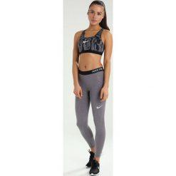 Biustonosze sportowe: Nike Performance CLASSIC BRA Biustonosz sportowy gunsmoke/black/white