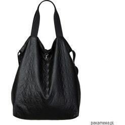 Dwustronna Torba TWIN Black Stars. Czarne torebki klasyczne damskie Pakamera, duże. Za 225,00 zł.