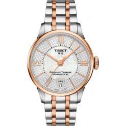 RABAT ZEGAREK TISSOT Special Collection T099.207.22.118.01. Białe zegarki męskie TISSOT, ze stali. W wyprzedaży za 3432,00 zł.