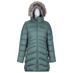 Marmot Płaszcz Damski Wm's Montreal Coat Mallard Green M. Szare płaszcze damskie puchowe marki QUIOSQUE, uniwersalny, w paski, eleganckie. Za 995,00 zł.