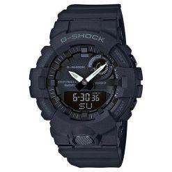 Zegarek Casio Męski G-Shock G-SQUAD GBA-800-1AER Step Tracker. Czarne zegarki męskie CASIO. Za 494,00 zł.