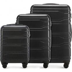 Zestaw walizek 56-3P-98S-10. Czarne walizki marki Dakine, z materiału. Za 778,41 zł.