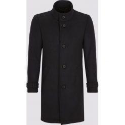Płaszcze męskie: DRYKORN ONNEX Płaszcz wełniany /Płaszcz klasyczny black