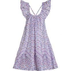 Sukienki dziewczęce letnie: Seafolly FRILL DRESS Sukienka letnia peacock