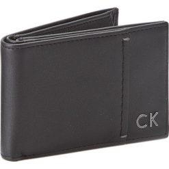 Portfele męskie: Mały Portfel Męski CALVIN KLEIN BLACK LABEL – Newton Mini 6CC + Coin K50K503188  001