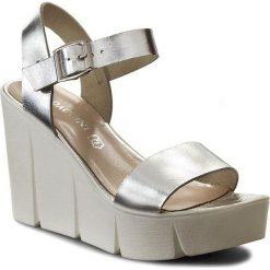 Sandały damskie: Sandały BALDACCINI - 769000-C Srebro Clark