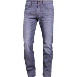 BOSS ATHLEISURE DRAKE Jeansy Slim Fit blue/grey. Czerwone jeansy męskie relaxed fit marki BOSS Athleisure, z bawełny. W wyprzedaży za 377,40 zł.