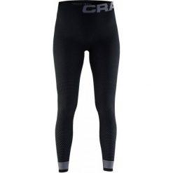 Craft Spodnie Termoaktywne Warm Intensity Black S. Czarne bryczesy damskie Craft, s, ze skóry, narciarskie. W wyprzedaży za 139,00 zł.