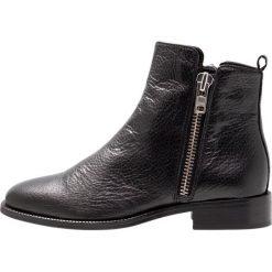 Billi Bi Botki black floater. Czarne botki damskie skórzane marki Billi Bi, klasyczne. Za 899,00 zł.